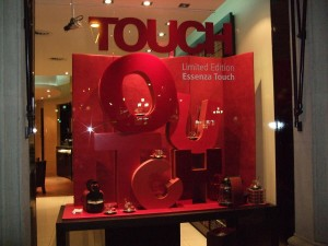 Vetrina Touch