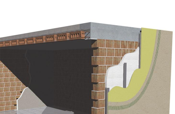 Isolamento termico decor art for Isolamento termico pareti interne