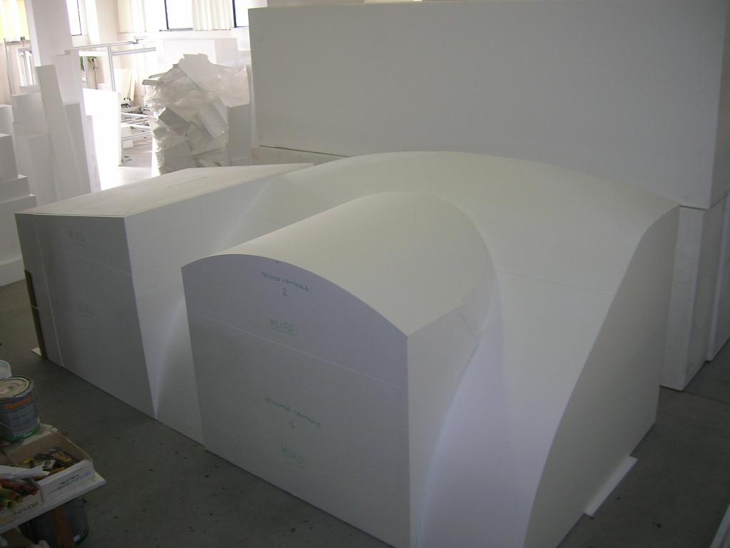 Casseforme in polistirolo decor art snc for Colonne in polistirolo prezzi